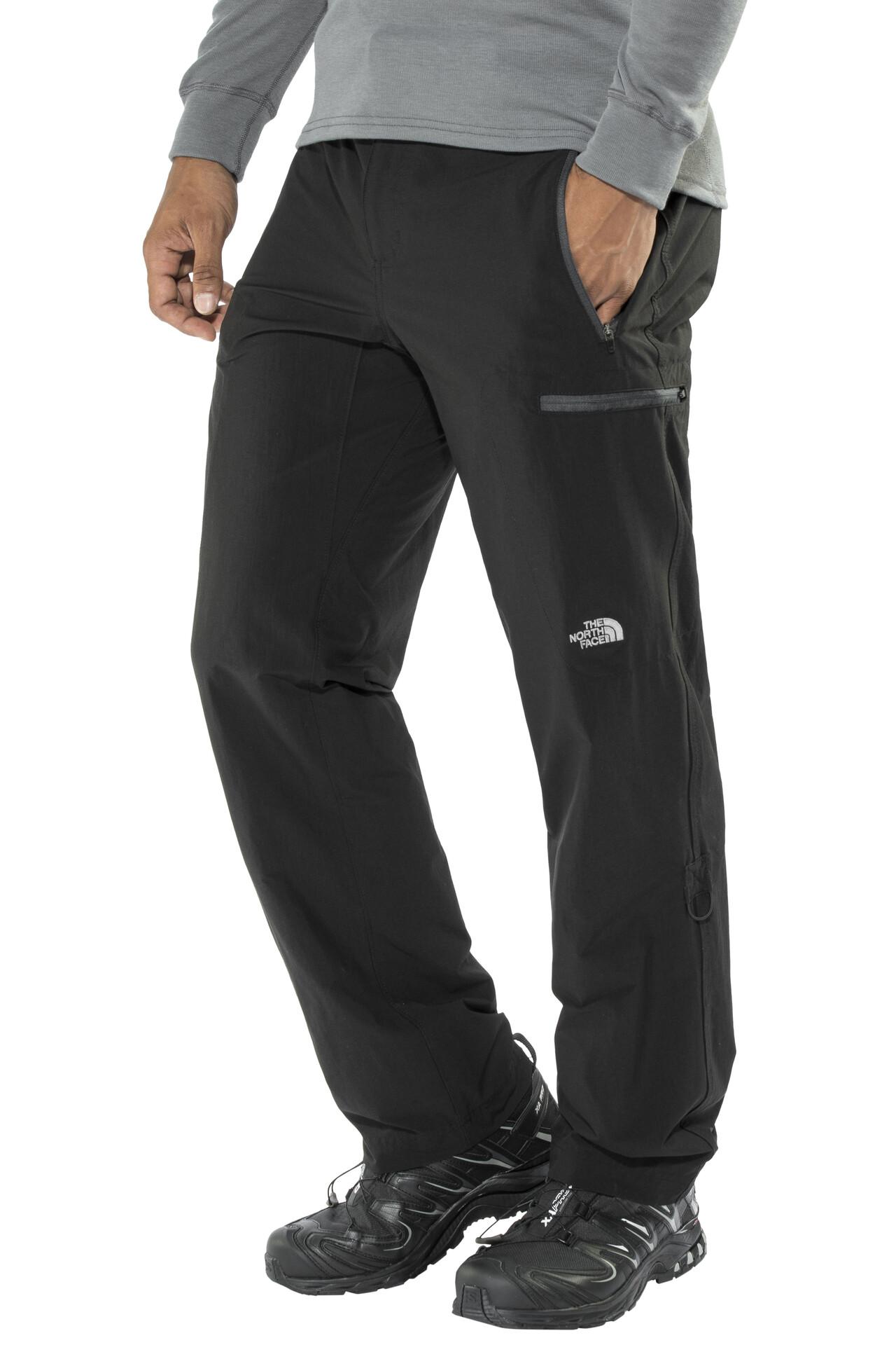 pantalones north face hombre